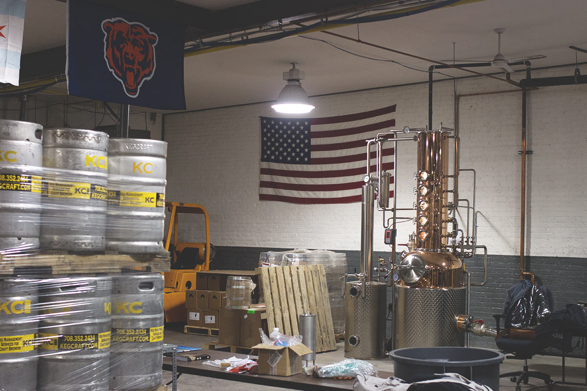 Maplewood Brewery & Distillery – The New 'Mercenary'