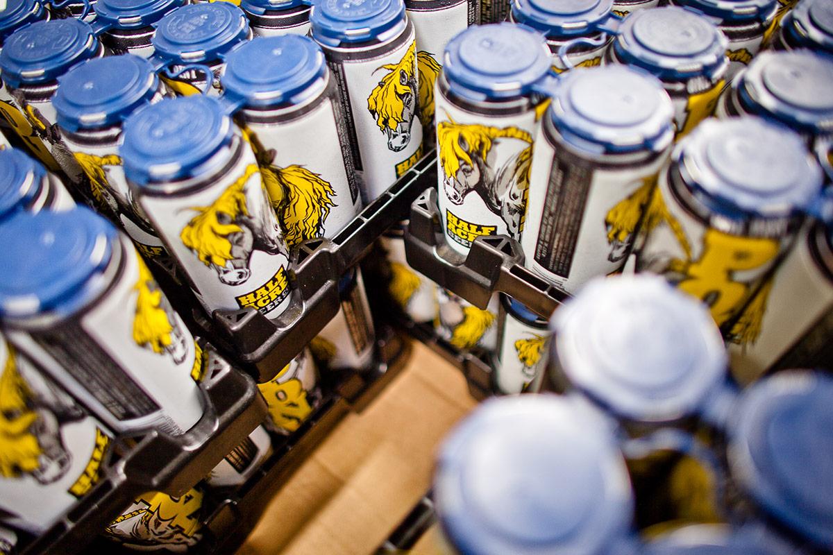 Beer & Branding: Half Acre