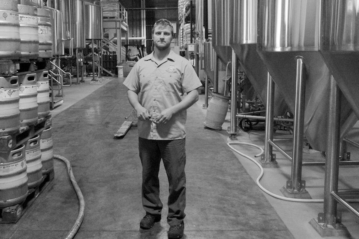 Darren Moser of Maui Brewing Company