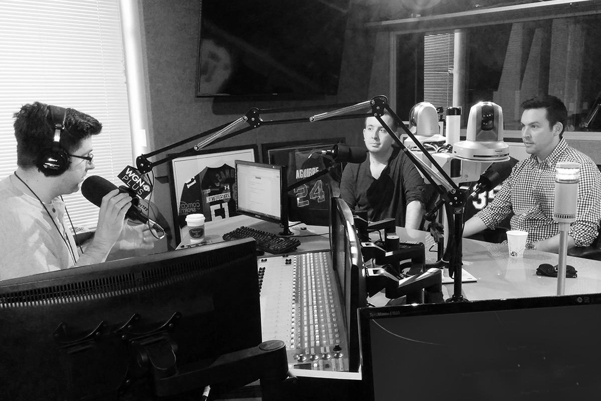 WGN Radio's Mike Stephen Talks Craft Growth with THR