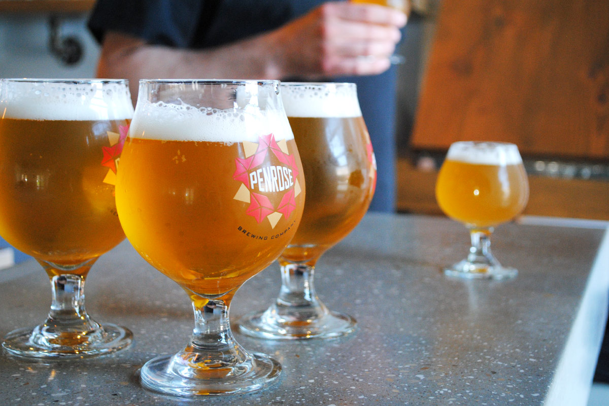 Art and Brewing Science with Eric Hobbs & Tom Korder of Penrose Brewing