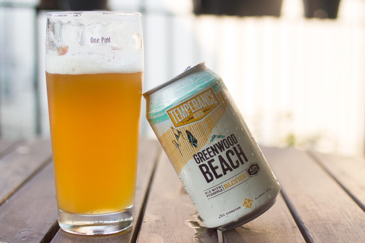 BOTM: Temperance Beer Company Greenwood Beach