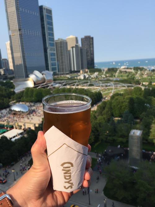 $9 beers with a view – Photo: The Hop Review