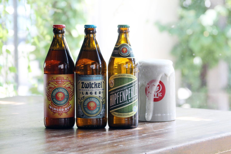 Beer & Branding: Urban Chestnut