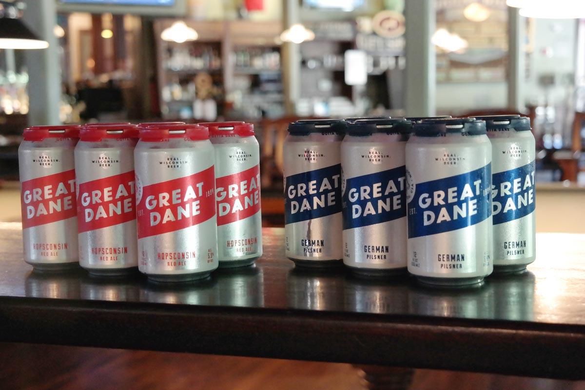 Beer & Branding: Great Dane