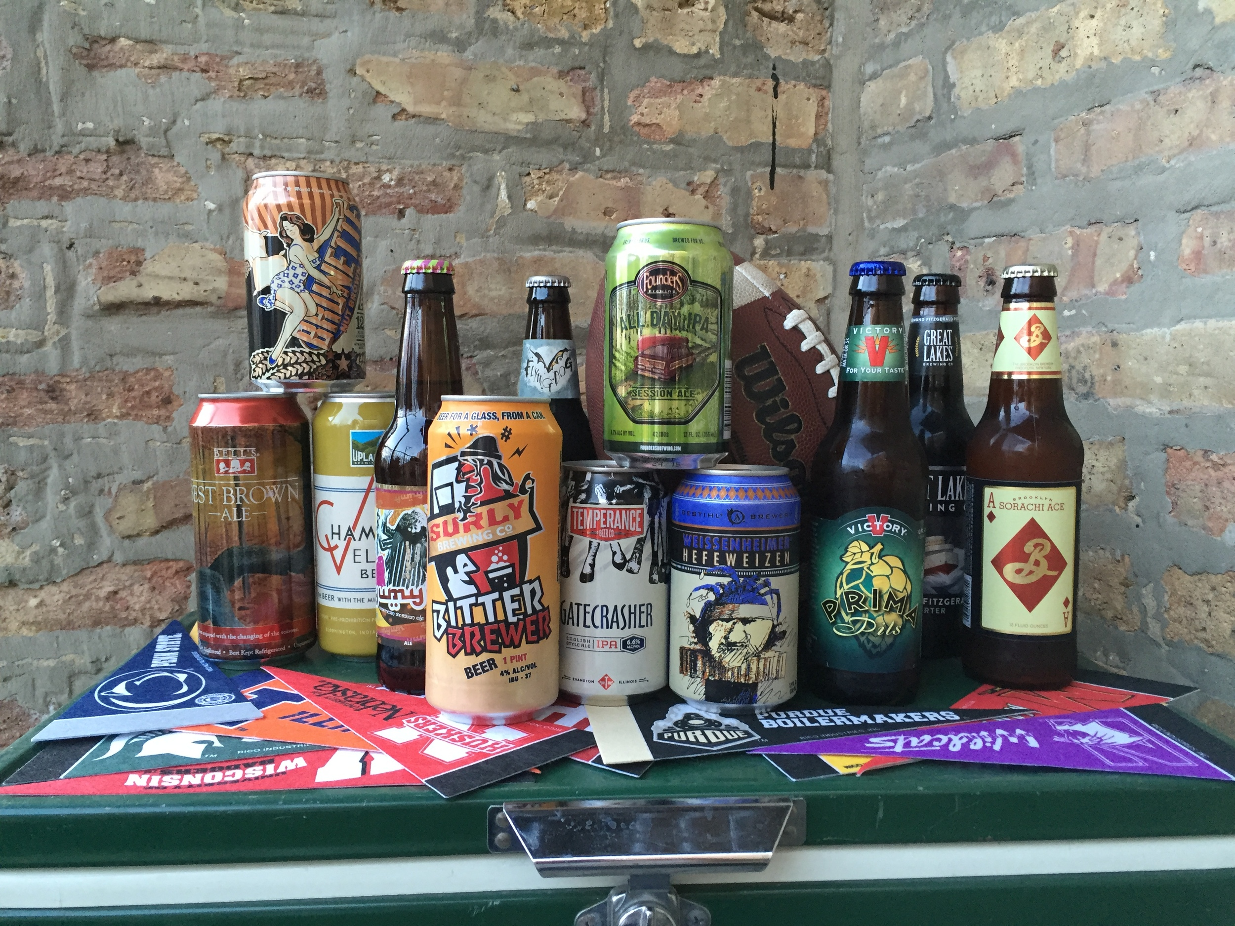 B1G Beer Pairing with Beermiscuous