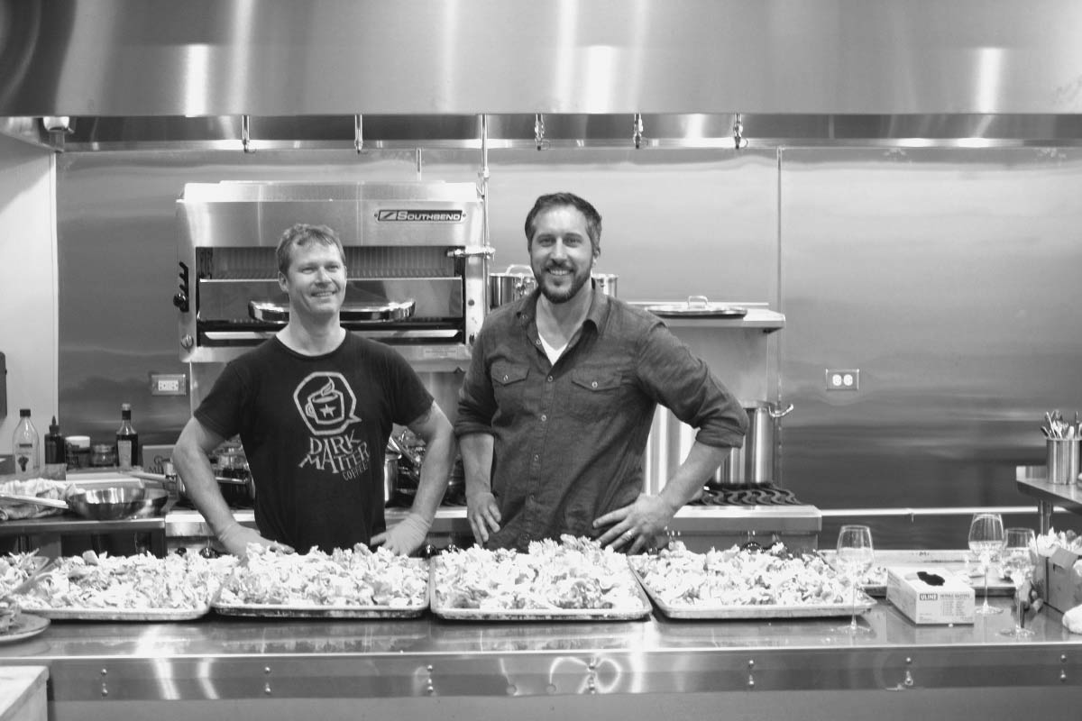 Years of Planning Culminates with Band of Bohemia, for Alinea Expats