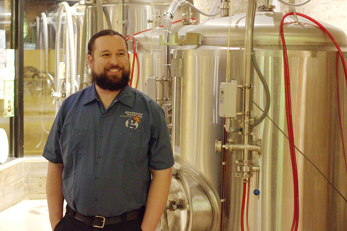 Going Organic with Greenstar Brewing