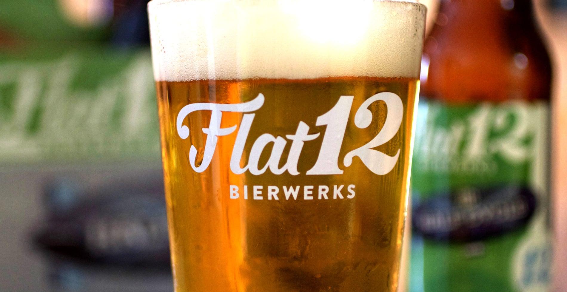 Beer & Branding: Flat12 Bierwerks