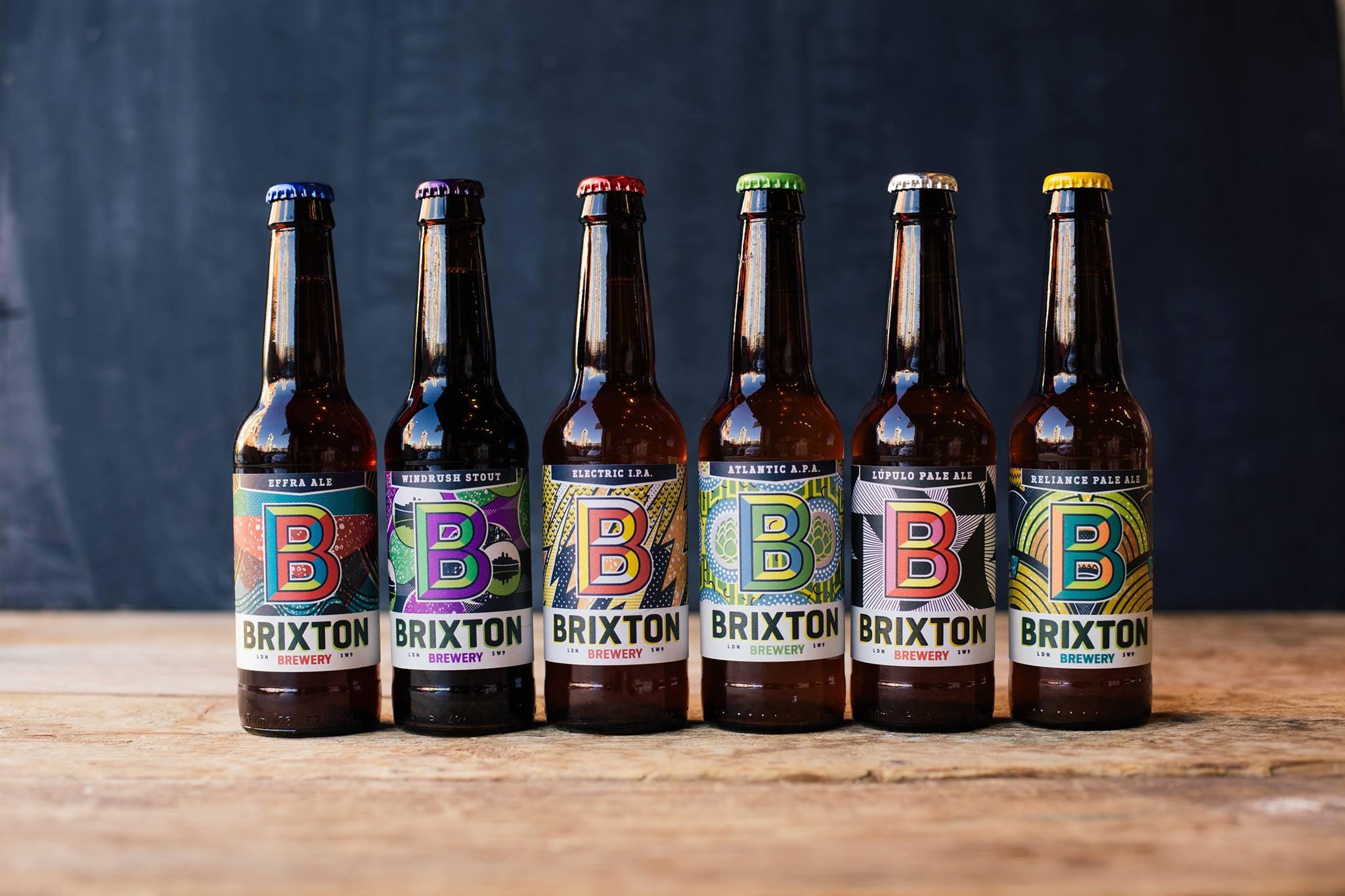 Beer & Branding: Brixton Brewery