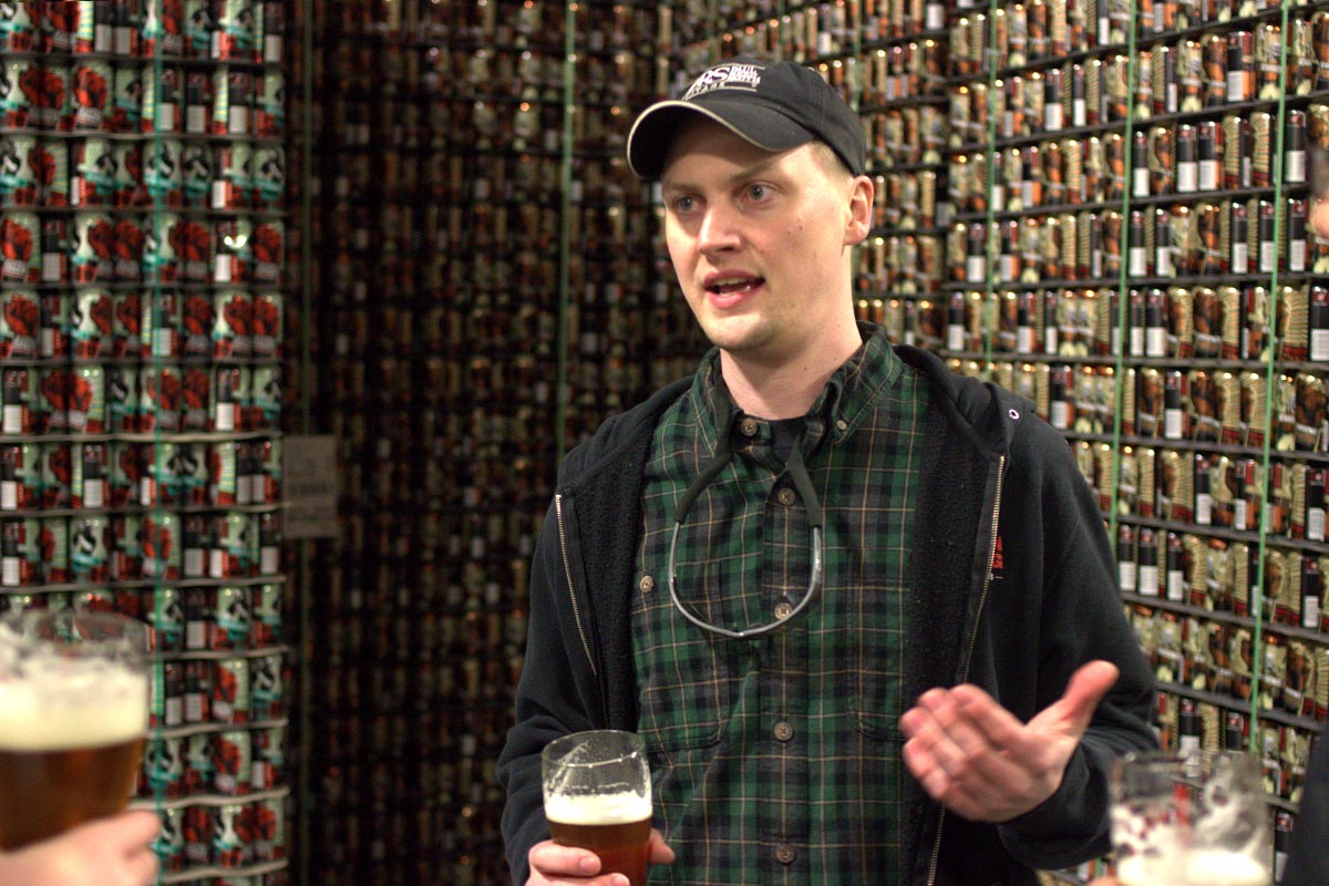 Quality Conversation with Marty Scott of Revolution Brewing