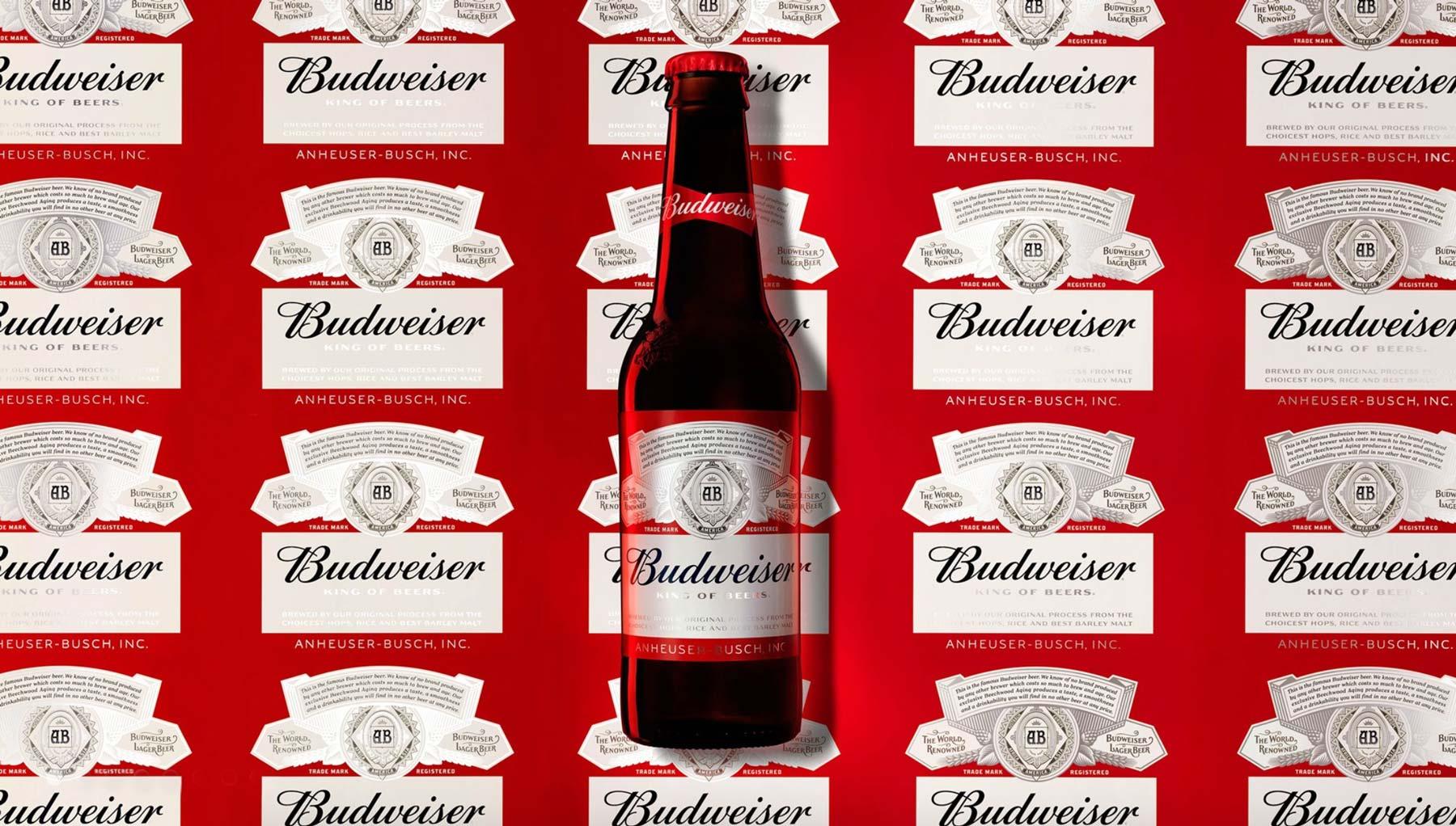 Beer & Branding: Budweiser