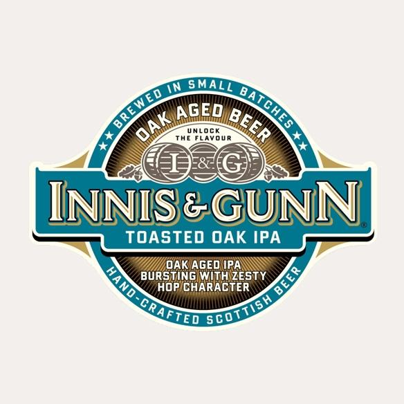 Innis & Gunn Toasted Oak IPA