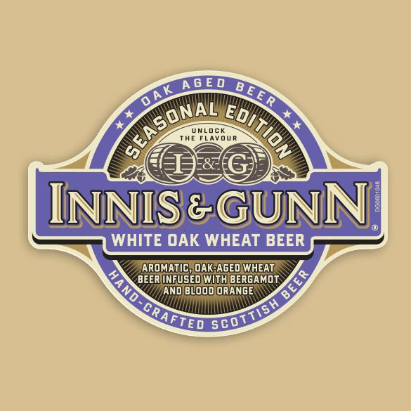 Innis & Gunn White Oak Wheat Beer