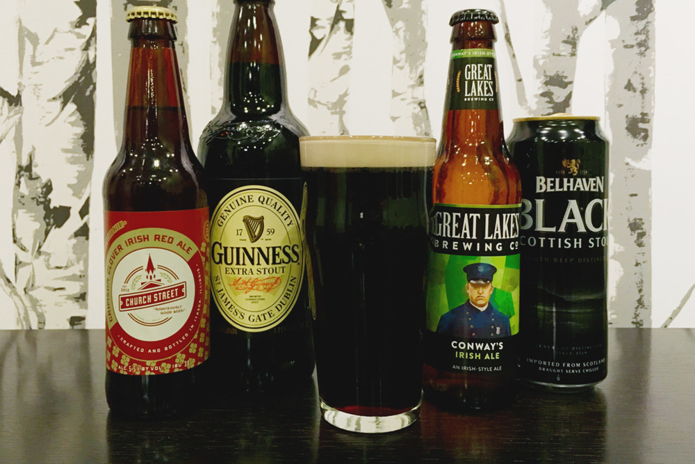 The Hop Review's Irish Beers
