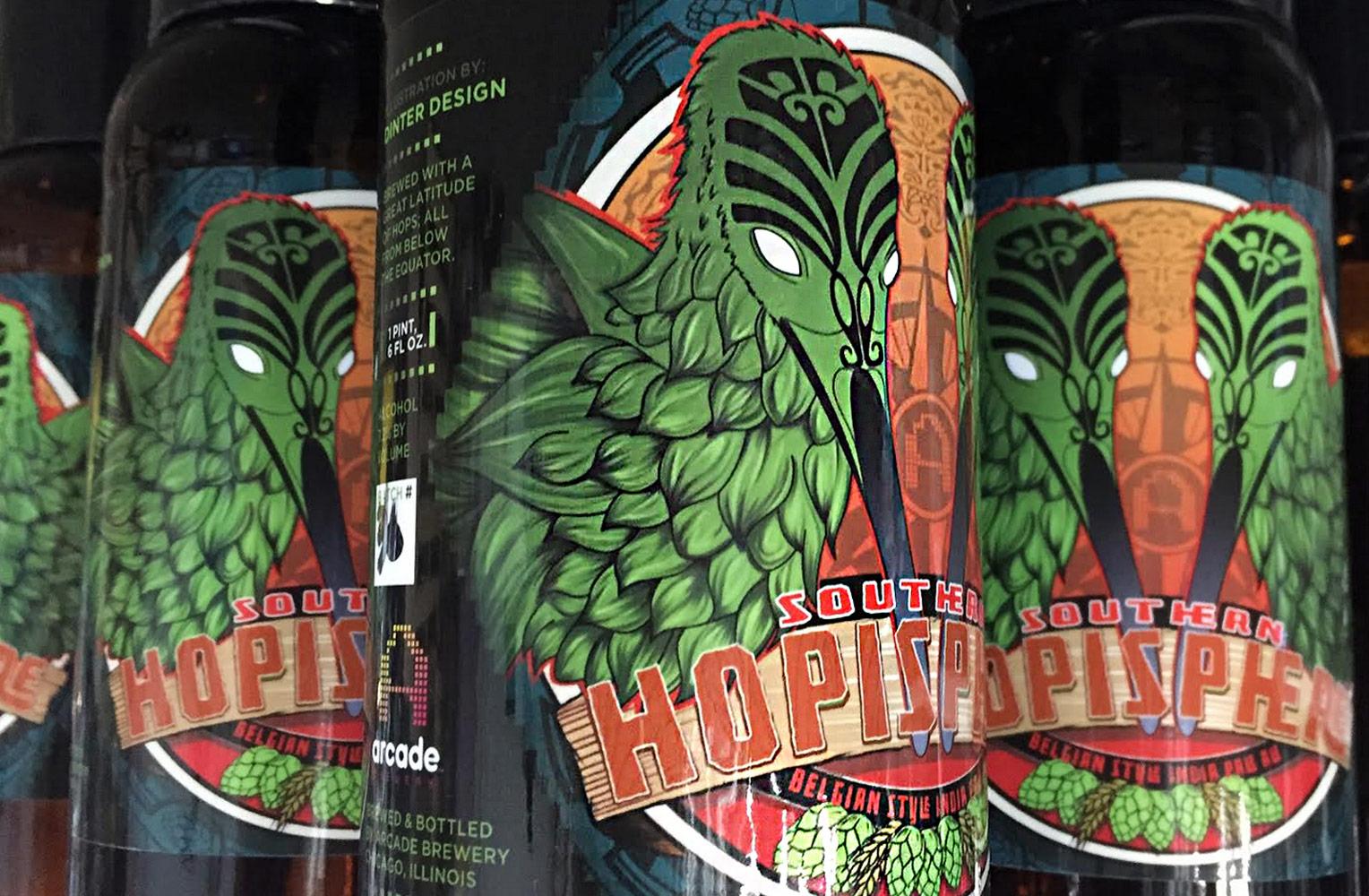Beer & Branding: Arcade Brewery