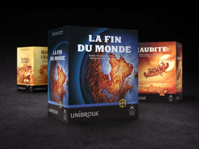 Beer & Branding: Unibroue