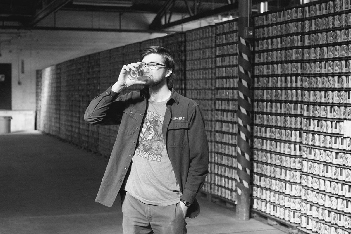 Rapidly Rising: Head Brewer Matt Young of Half Acre