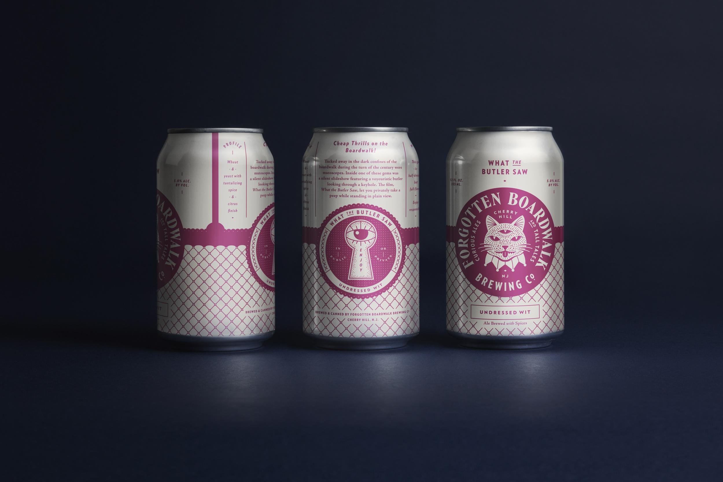 Updated: Beer & Branding: Forgotten Boardwalk