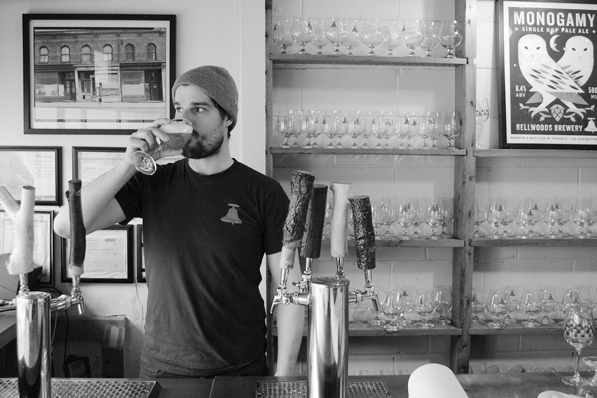 Crafted in Toronto: Luke Pestl of Bellwoods Brewery