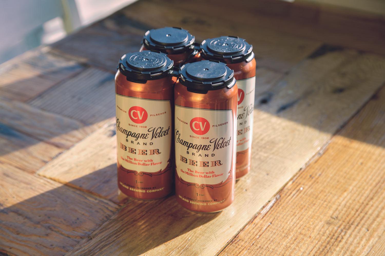 Beer & Branding: Upland Brewing Co.'s Champagne Velvet