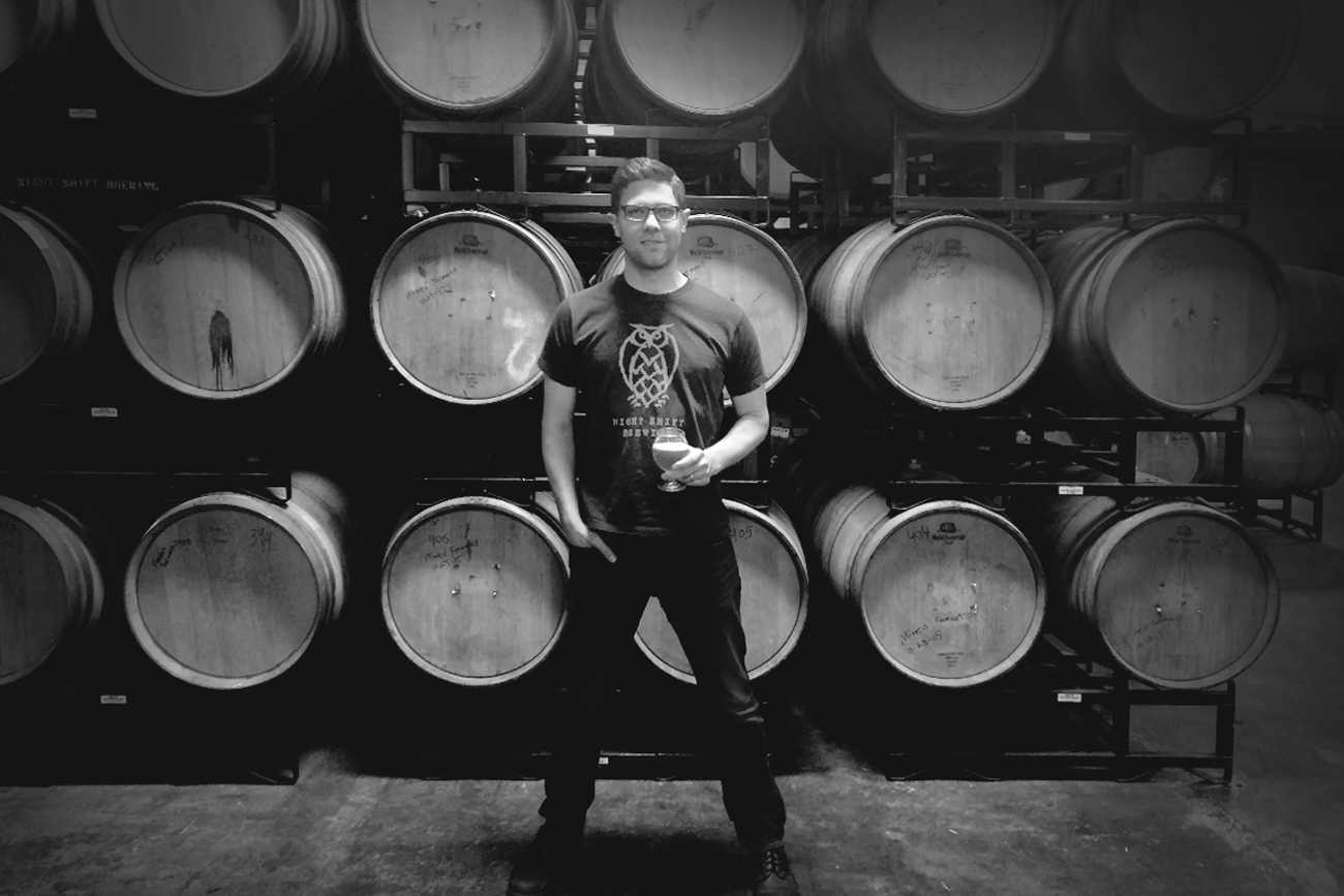 Boston Brewing: Beers with Michael Oxton of Night Shift Brewing