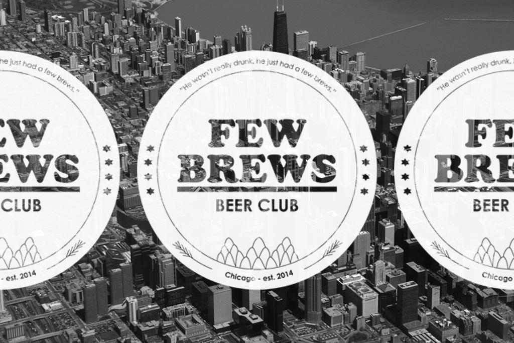 Few Brews: 'My Kind of Town' Beer Tasting