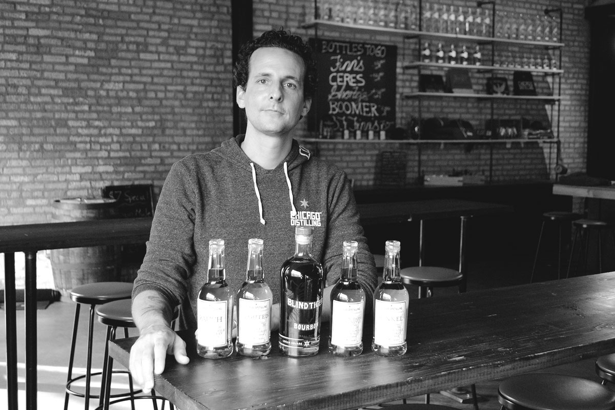 Sources of Inspiration: Beer + Whiskey with Chicago Distilling Co.