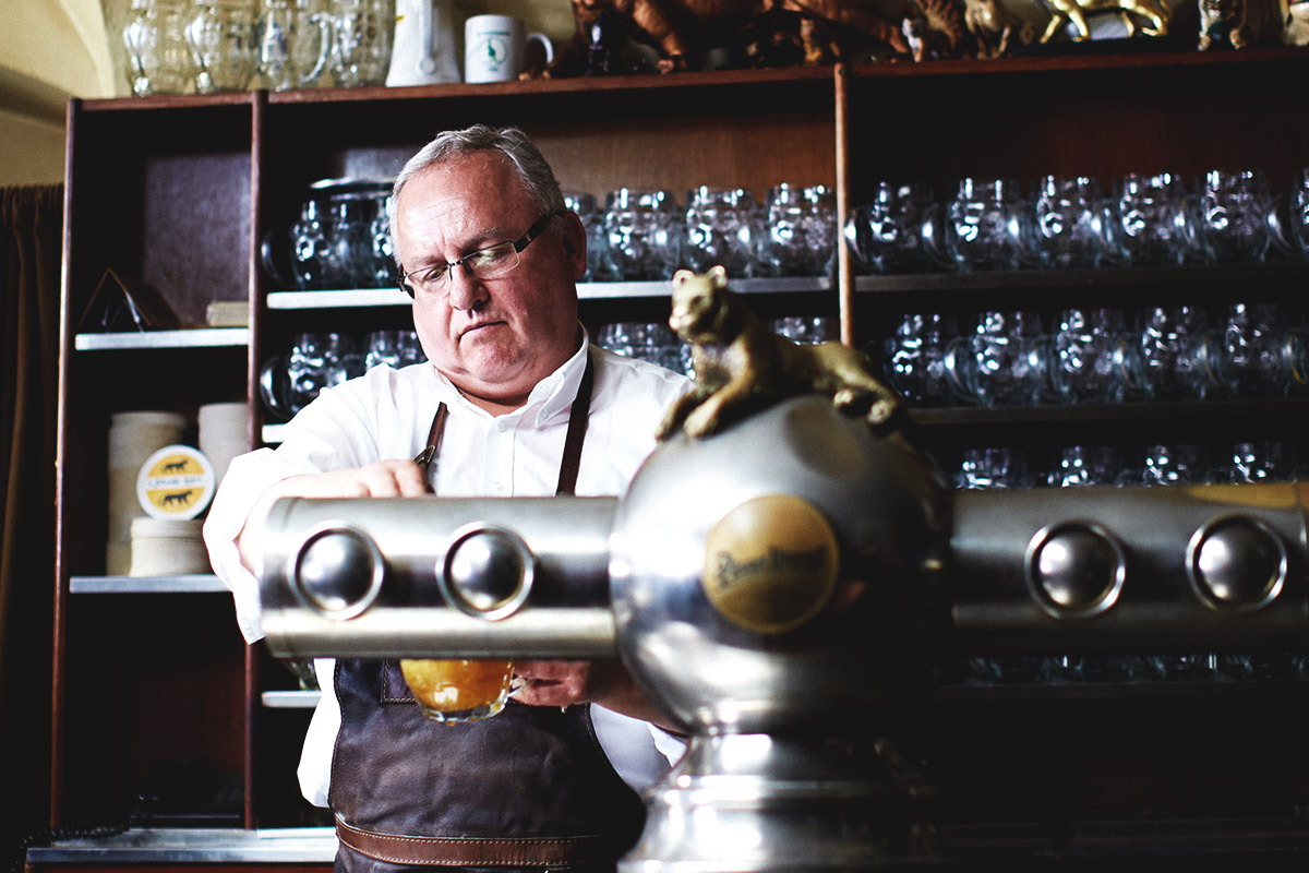 Brewer Q&A: Vaclav Berka of Pilsner Urquell