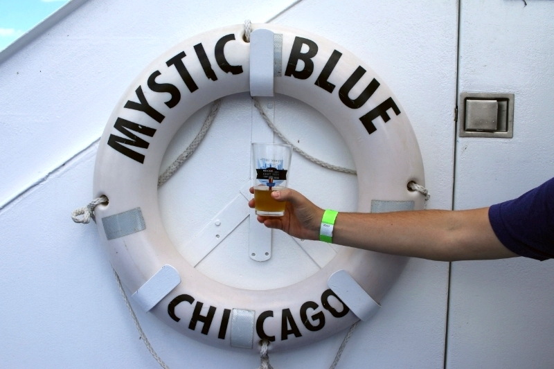 5 Summer Appropriate Beers from Chicago's Small Craft Beer Cruise