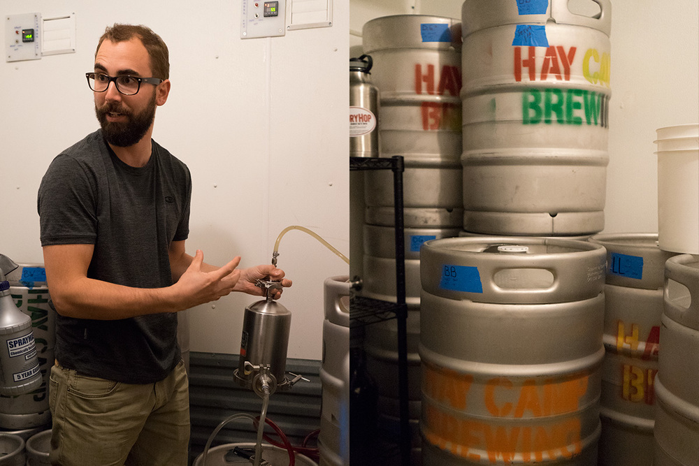 Co-founder/Brewer, Karl Koth