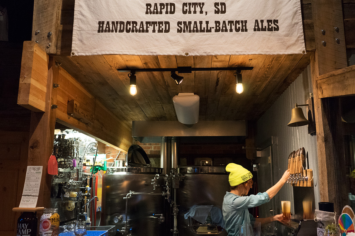 Detour: Rapid City, SD – Hay Camp Brewing Co.