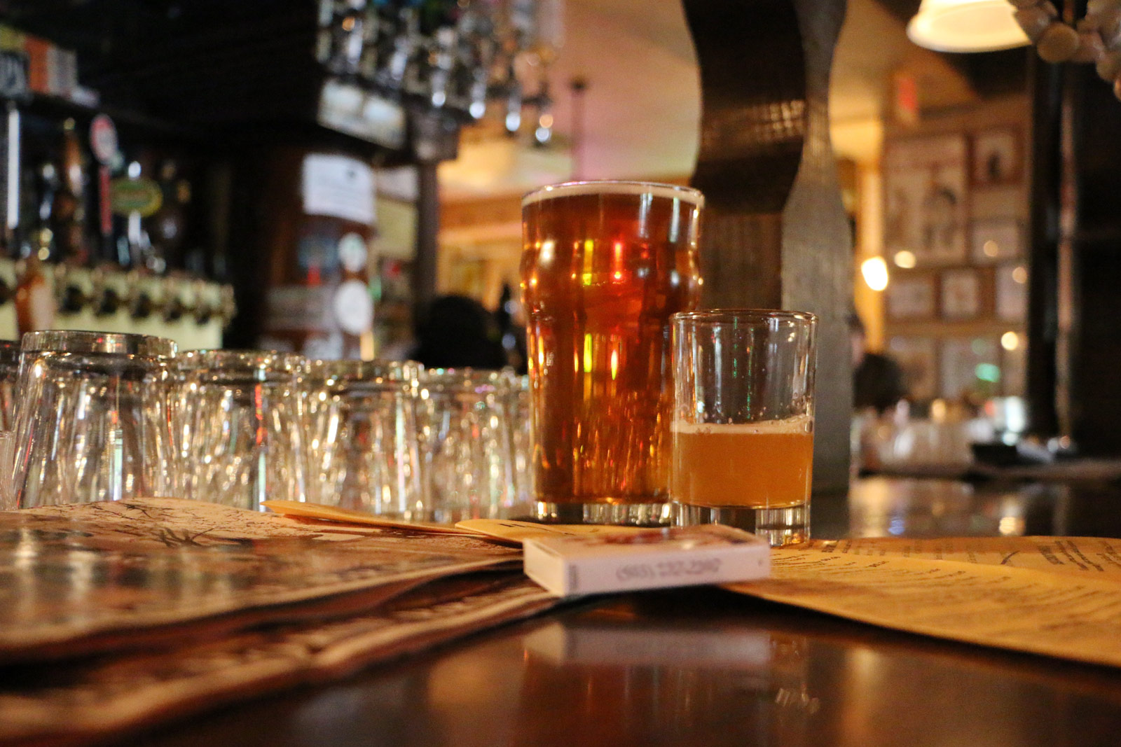 A Bartender's Perspective on Craft Beer