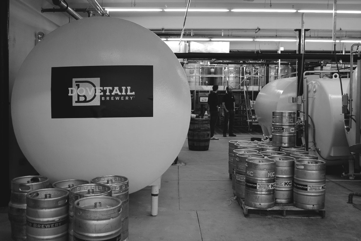 Traditional Brewing with Northcenter's Dovetail Brewery