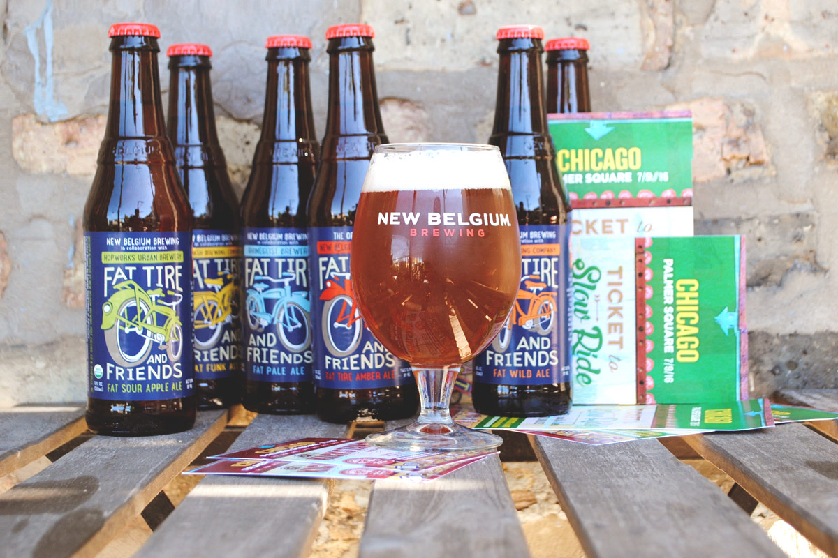 New Belgium's Tour de Fat: Chicago Giveaway