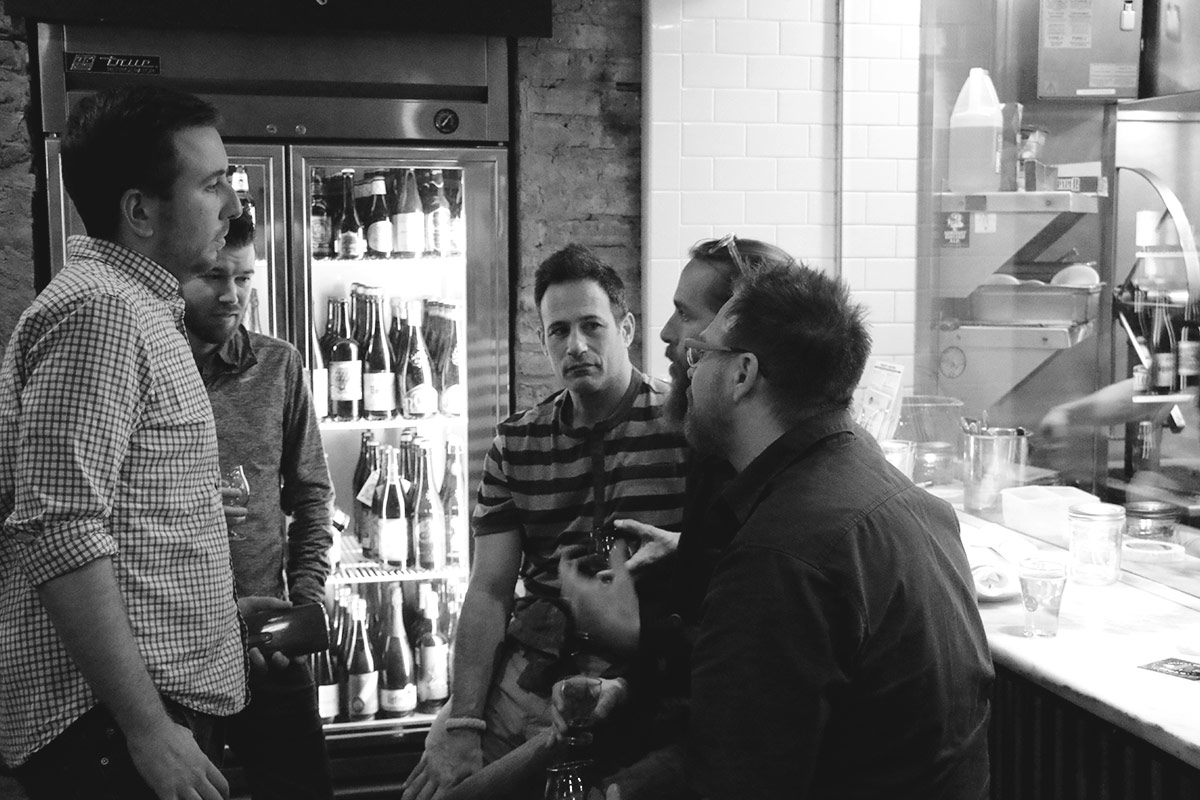Pioneering Collaboration with Dogfish Head, Victory, Stone, & Deschutes
