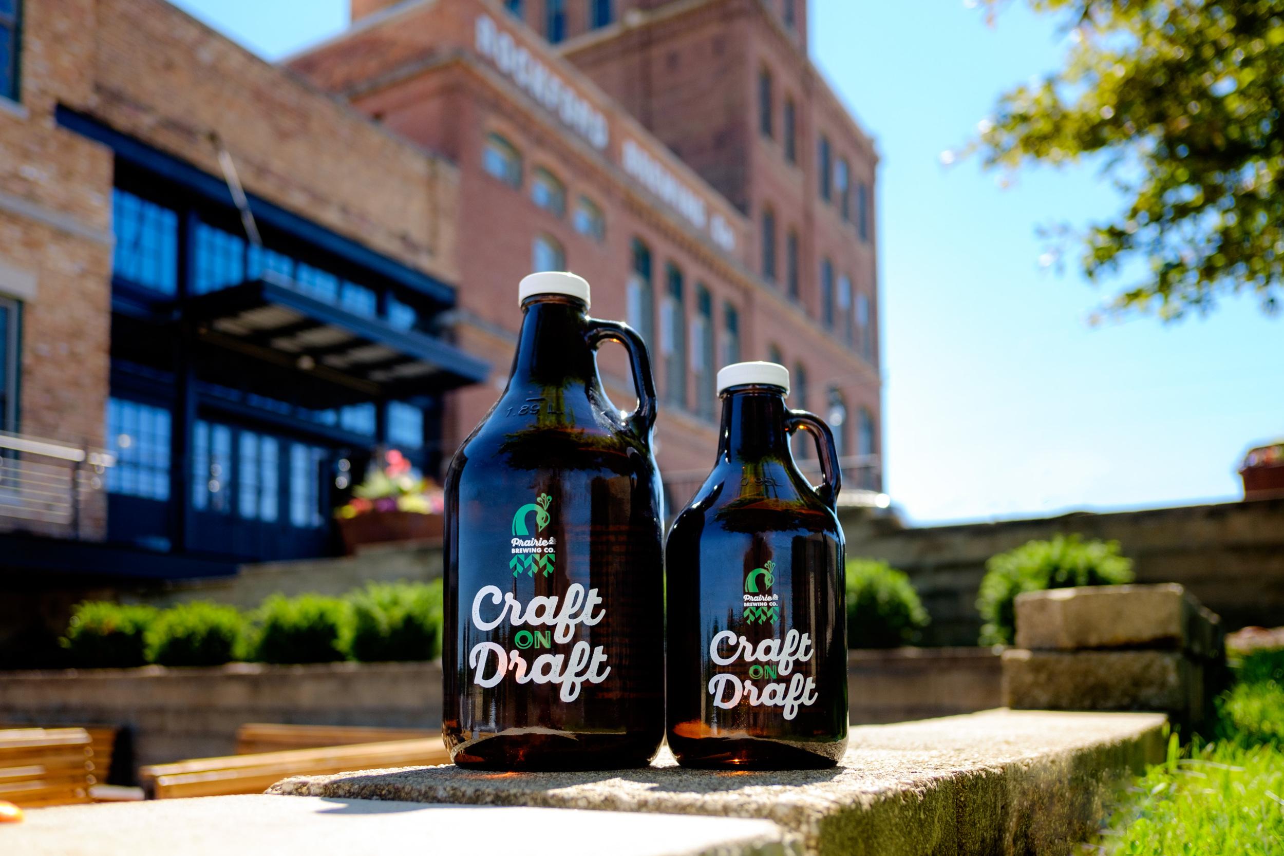 Beer & Branding: Prairie Street Brewing Co.