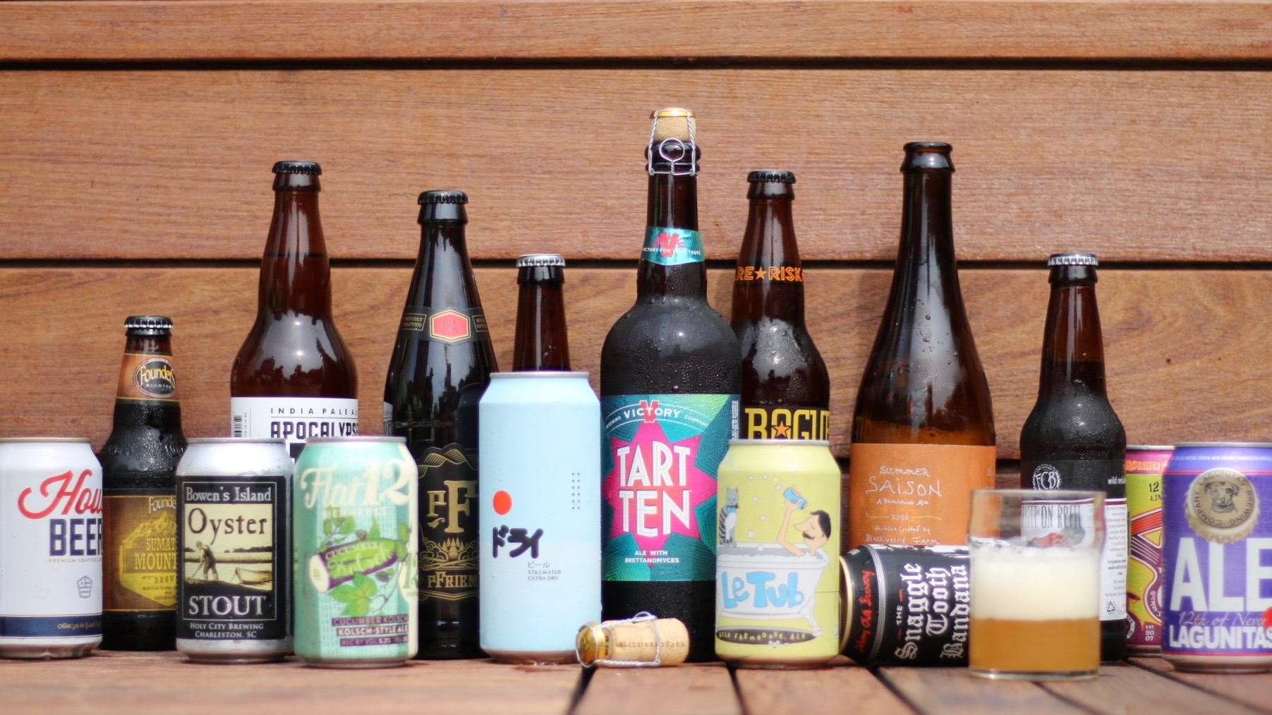 The Hop Reviews Vol. 03: A Monthly Beer Review