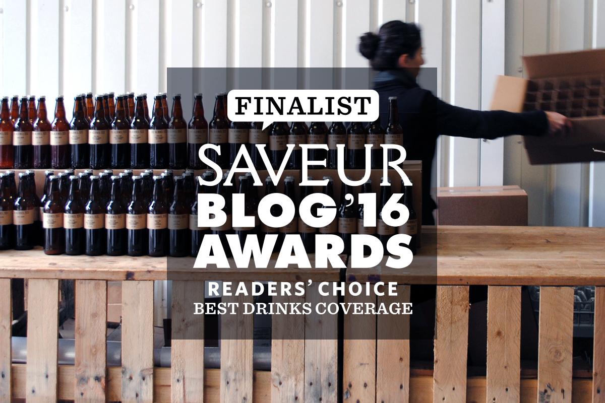 Vote for SAVEUR Magazine's Blog Awards 2016