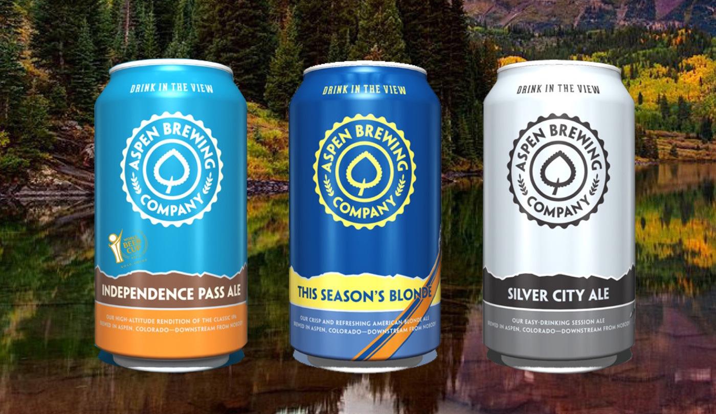 Beer & Branding: Aspen Brewing Co.