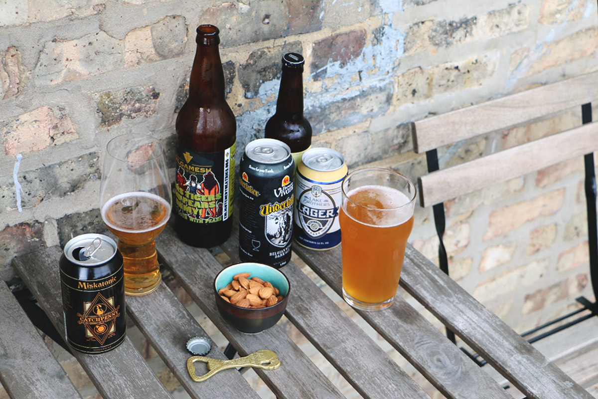 The Hop Reviews Vol. 04: A Monthly Beer Review