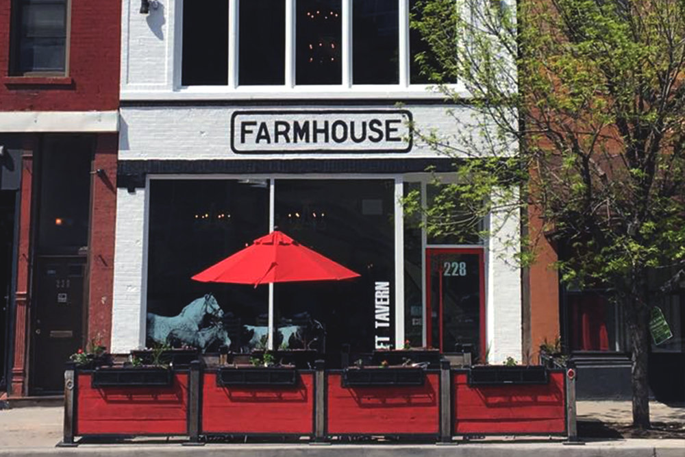 Facebook: Farmhouse Chicago