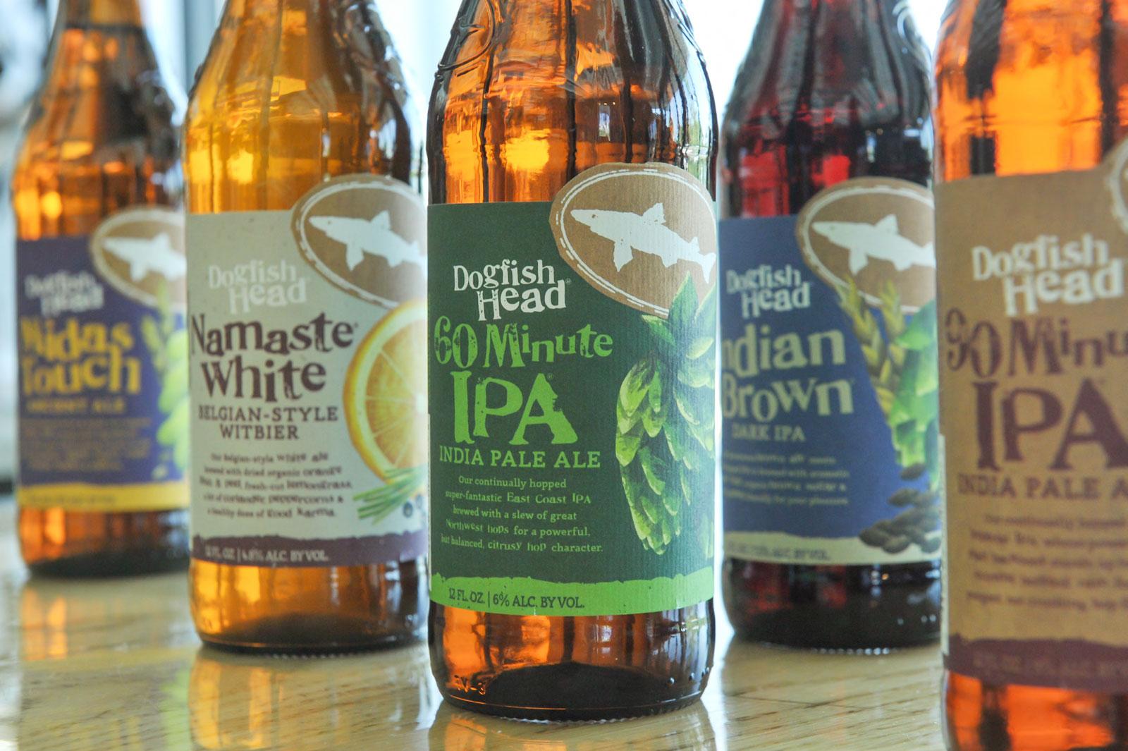 Beer & Branding: Dogfish Head