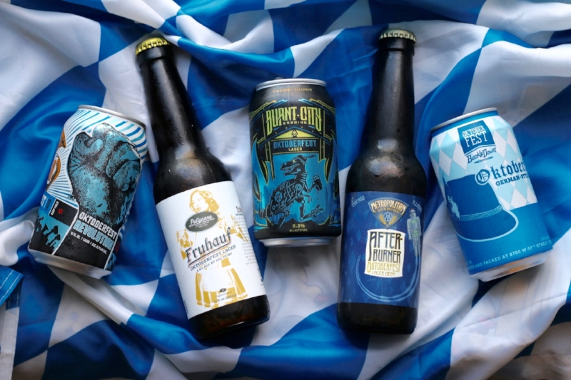 Chicago's Beers & Bars to Celebrate Oktoberfest