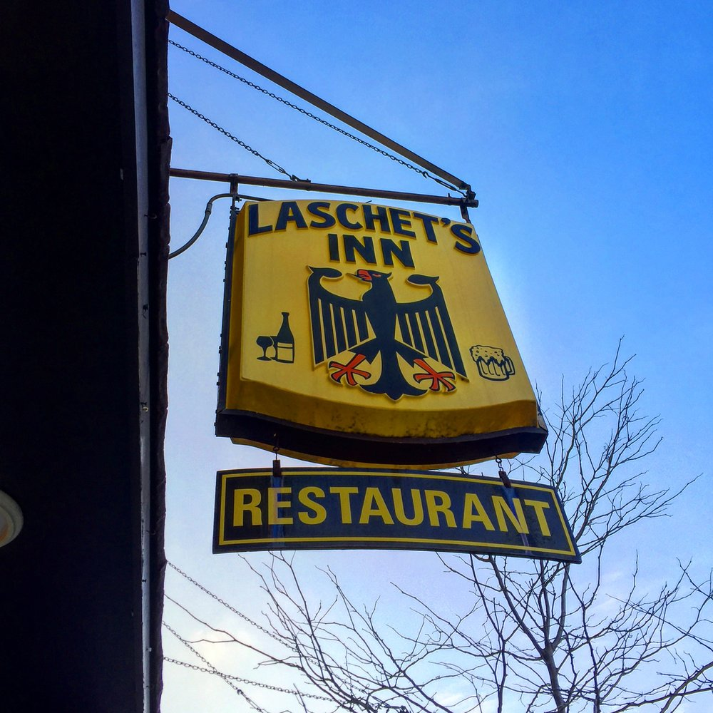 Laschet's Inn 2119 W. Irving Park Rd. – Northcenter The go-to for authentic German fare, and beverages, in a North Side time capsule of a bar.