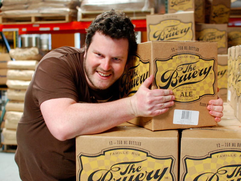 Lessons from Failure: Patrick Rue of The Bruery