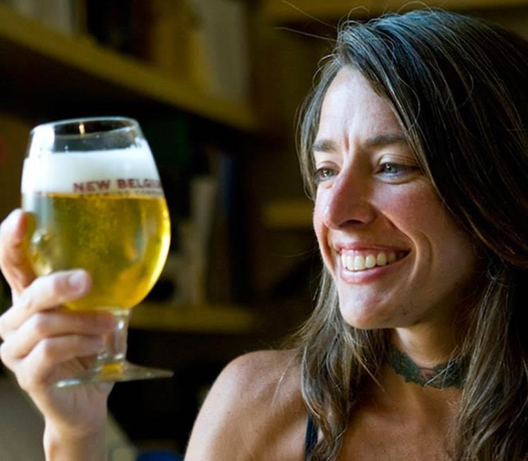 An Evening with New Belgium's Lauren Salazar