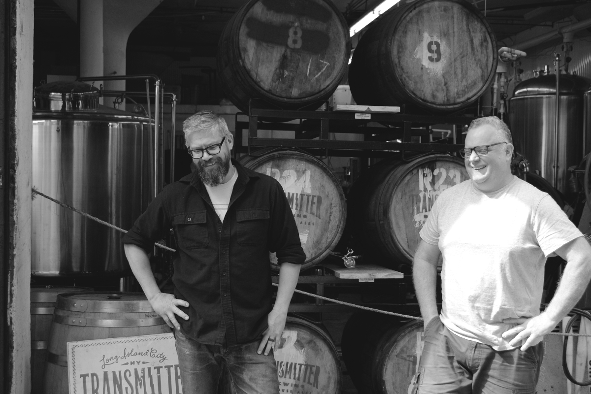 Transmitter Brewing's Yeast-forward Approach in NYC