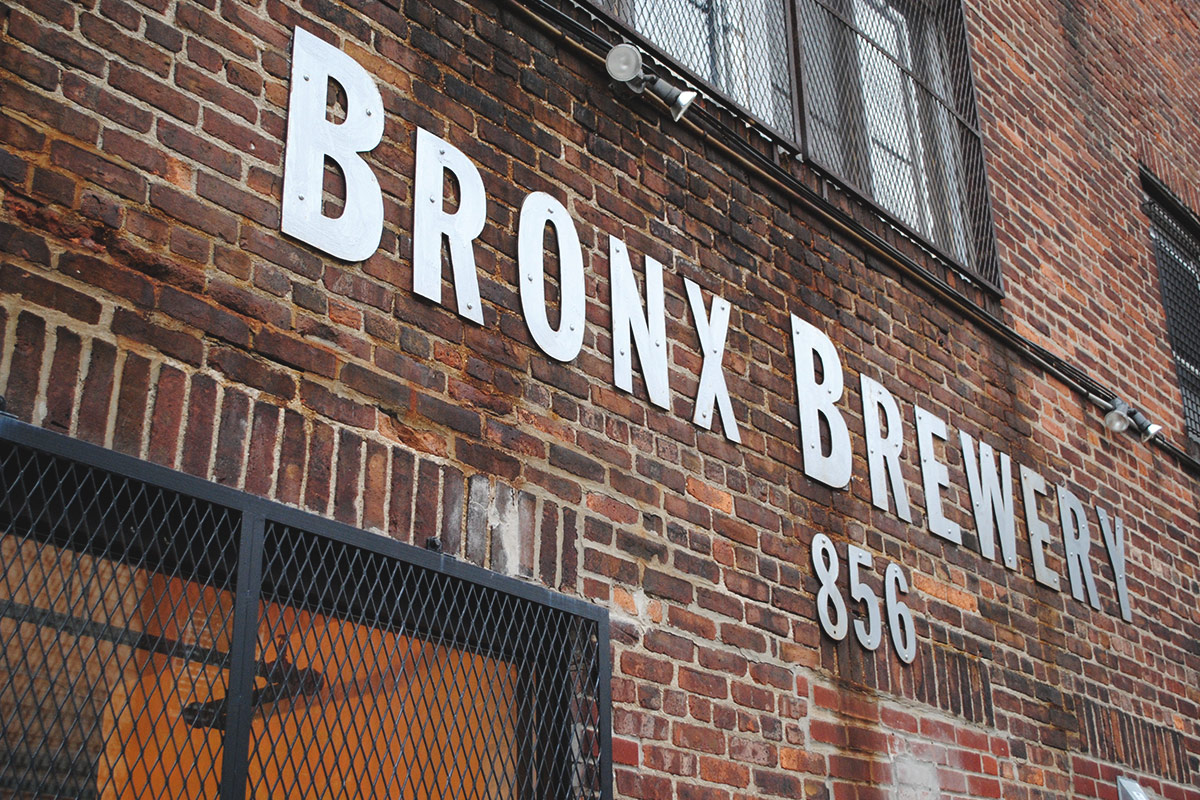 Detour: New York, NY – The Bronx Brewery