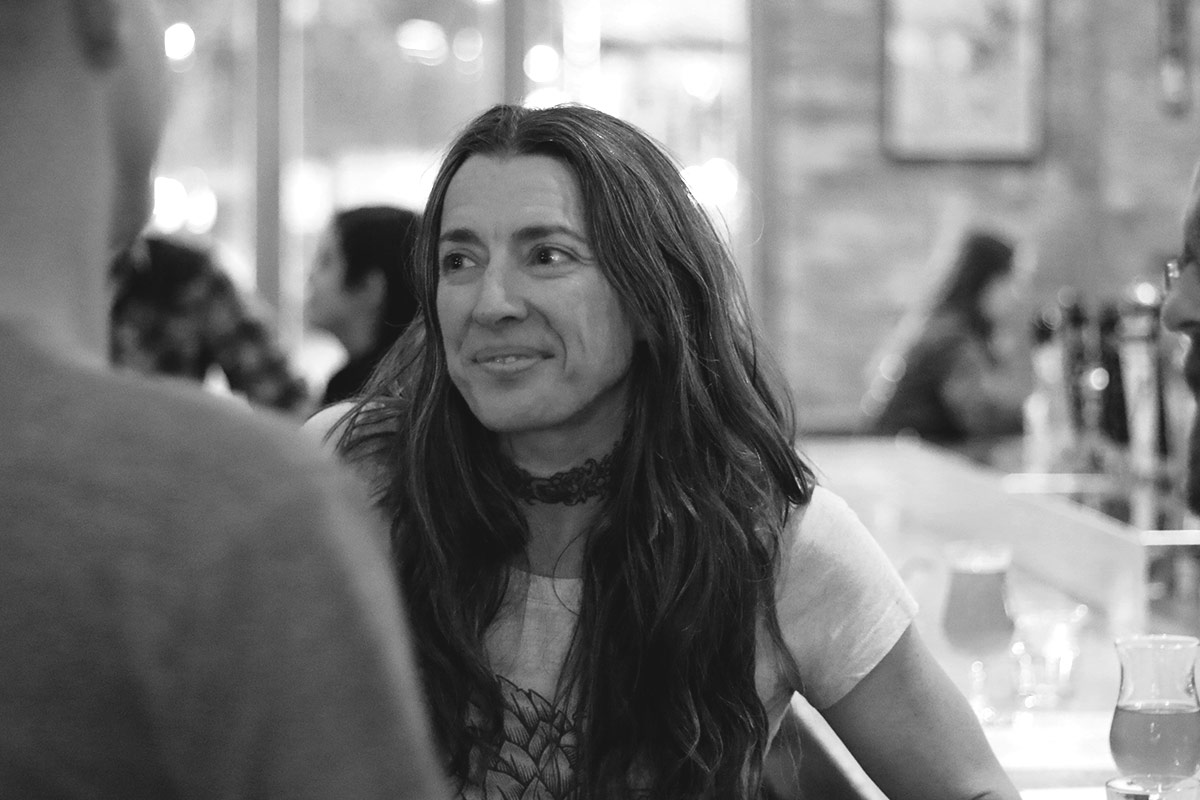 Training the Palate: Lauren Woods Salazar of New Belgium Brewing